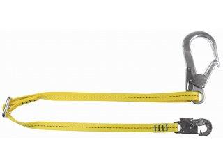 Arbeitskleidung & -schutz Artex Verbindungsmittel Kernmantelseil 14 Mm Ask 4 Längeneinstellbar Nach En 358