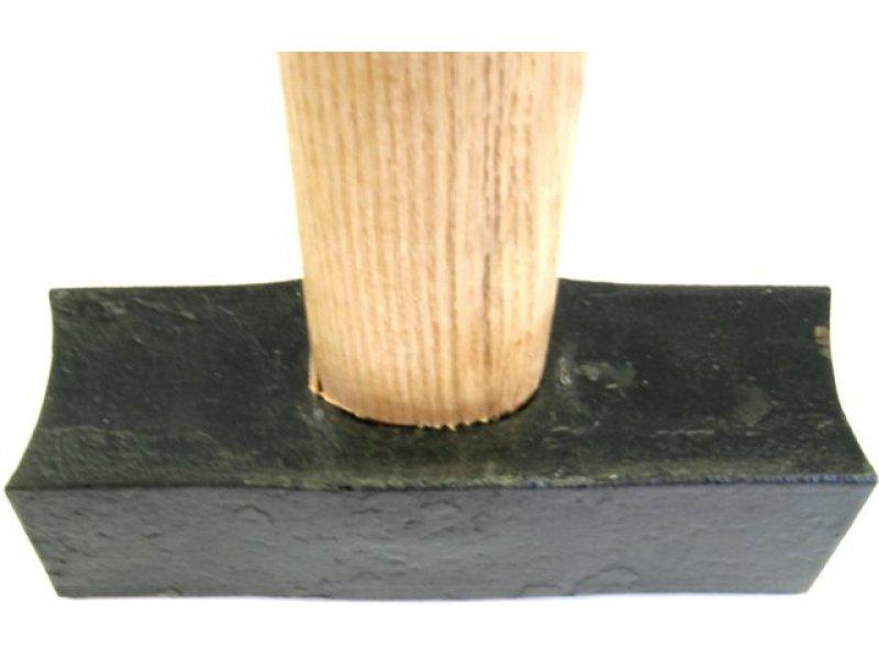 stahl bossierhammer zweiseitig masse 3 0 kg bavaria ba 354130. Black Bedroom Furniture Sets. Home Design Ideas