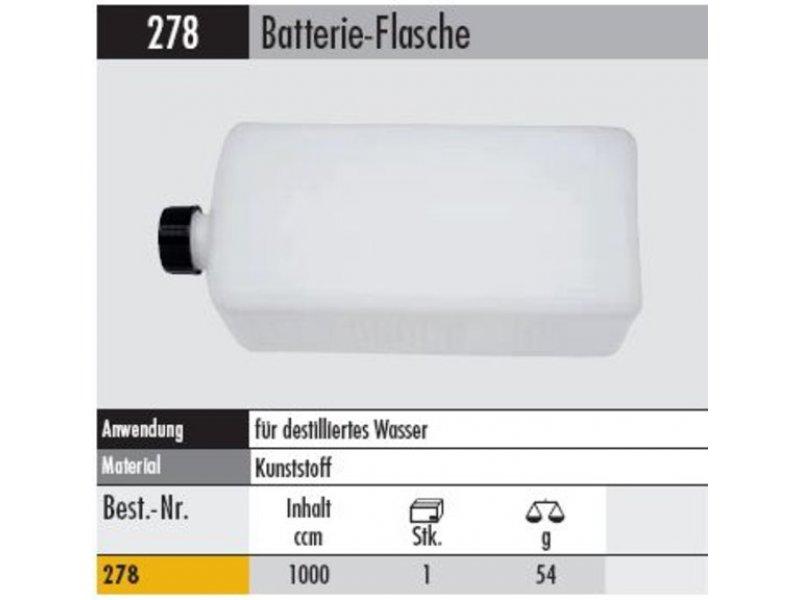 batterie flasche 278 f r destelliertes wasser elora eo 278. Black Bedroom Furniture Sets. Home Design Ideas