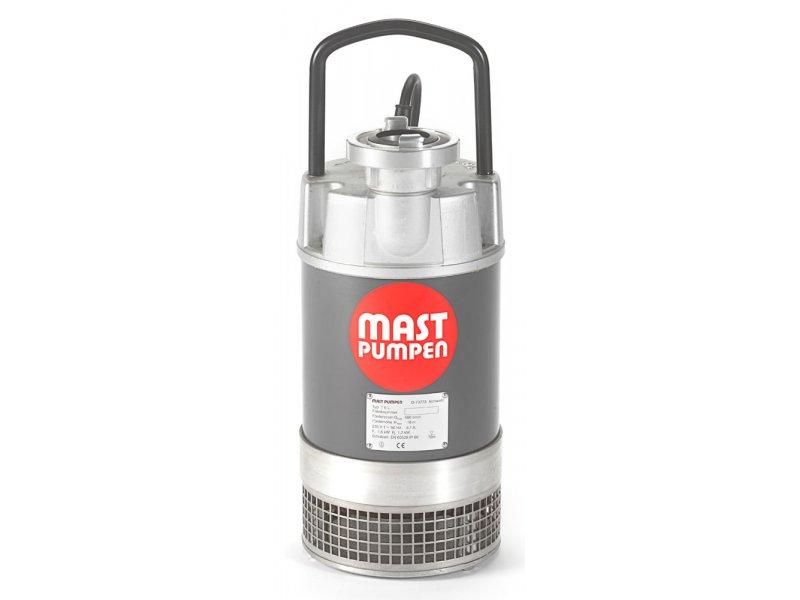 tauchpumpe mast t6l 1 6 kw 230v mast pumpen ms t6l. Black Bedroom Furniture Sets. Home Design Ideas