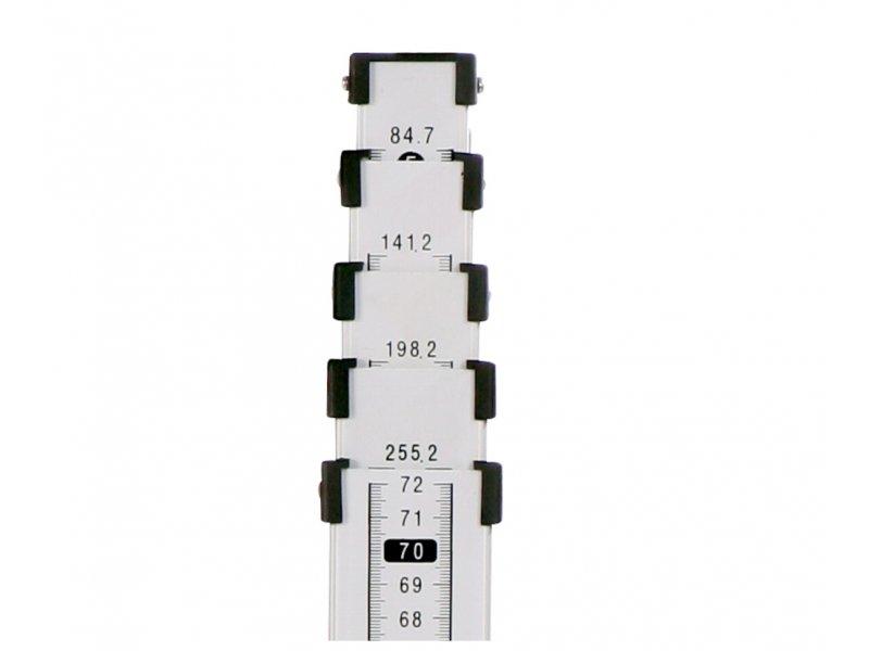 Entfernungsmesser Höhenmesser : Nestle messlatte telemat lkw höhenmesser m mit libelle