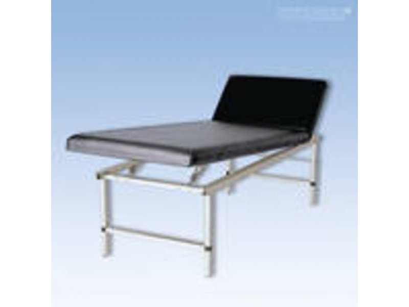 untersuchungs und massageliegen aluminium schwarz kopf. Black Bedroom Furniture Sets. Home Design Ideas