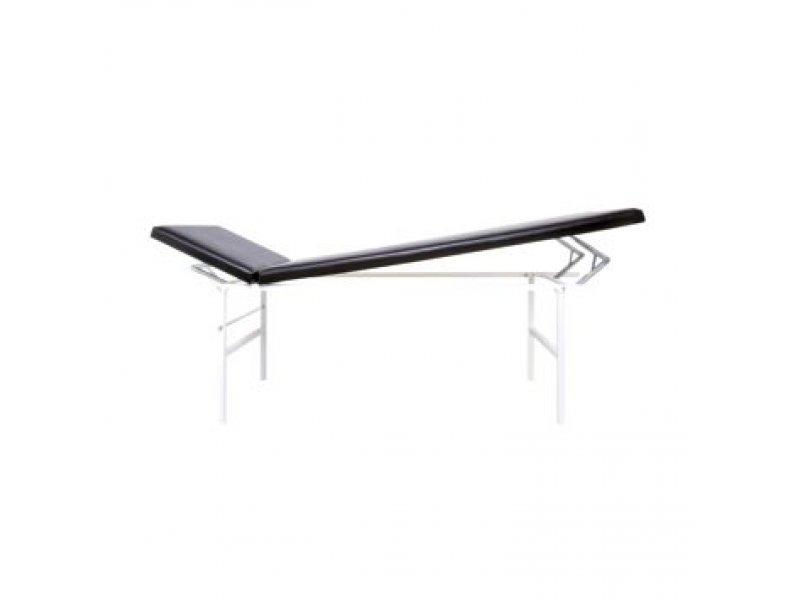 untersuchungs und massageliegen stahlrohr moosgr n. Black Bedroom Furniture Sets. Home Design Ideas