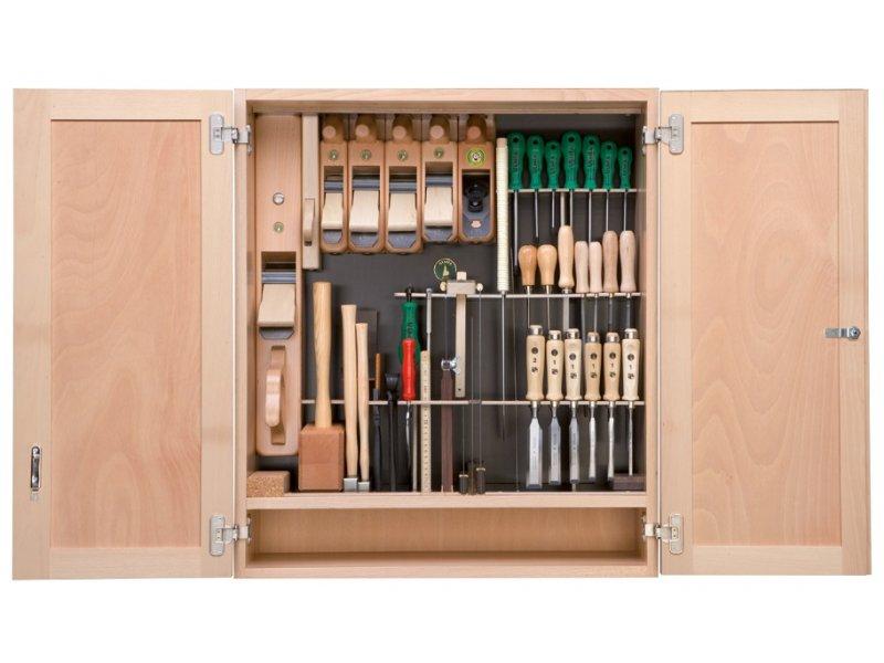 Werkzeugschrank mit werkzeugsatz 316 komplett mit schrank for Schrank yanis
